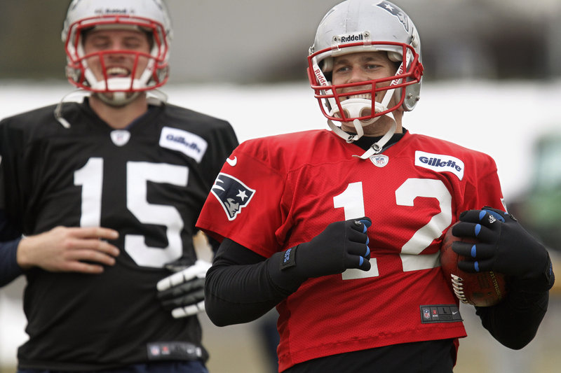 Tom Brady has missed the playoffs just once as the Patriots' starting quarterback, and knows the importance of each game. Plus there's a record in sight: career playoff wins for a quarterback.