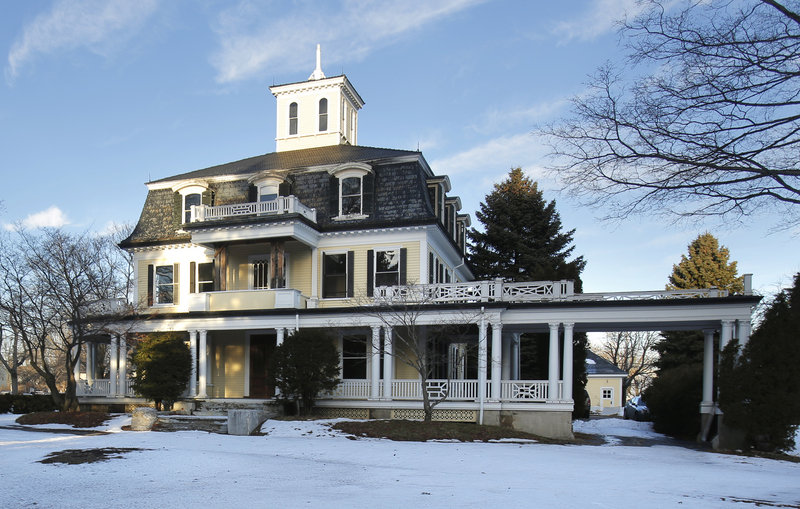 Sanford preservation group hopes to save historic 39 jewel for Building a house in maine