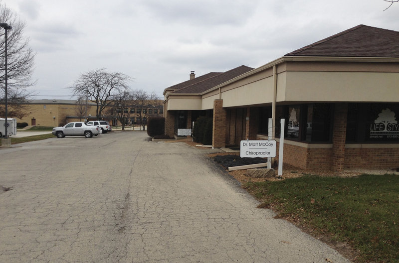 United Airlines subsidiary United Aviation Fuels, Corp., claims to use this office in Sycamore, Ill., to buy hundreds of millions of dollars each year in jet fuel.
