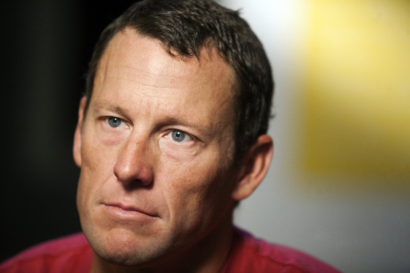 Lance Armstrong cheated to get to the top and stay there, and then lied about it until it was no longer in his interest to do so.