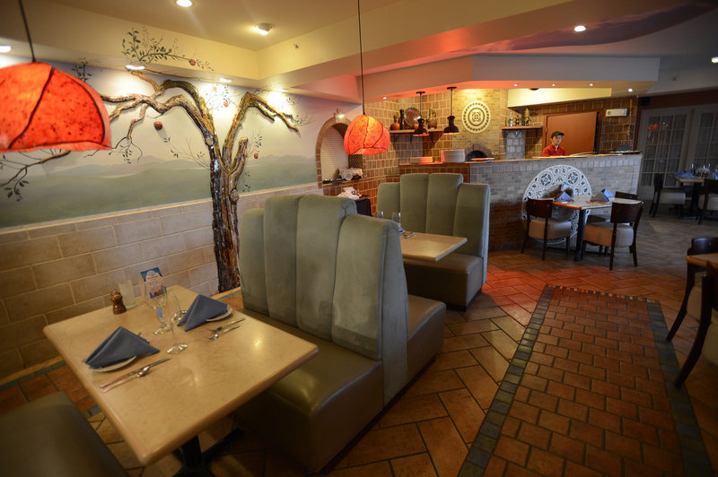 Cloud 9 at the Senator Inn in Augusta offers a wide variety of entrees and is a pleasant space, but its greatest strength is the hospitality bubbling from every staff member.