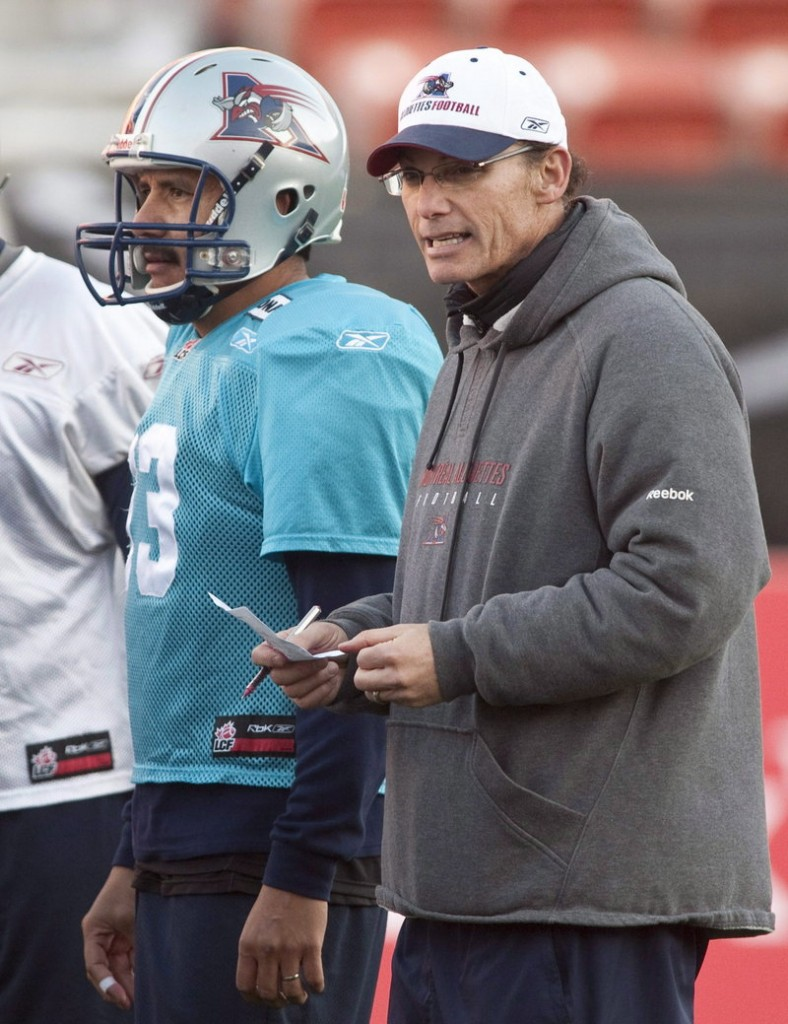 Marc Trestman, a longtime assistant in the NFL, is the new coach for the Chicago Bears. Trestman spent the last five years coaching in the CFL with the Montreal Alouettes.