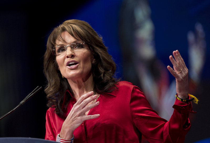 Sarah Palin signed as a contributor with Fox News for a reported $1 million per year in January 2010.