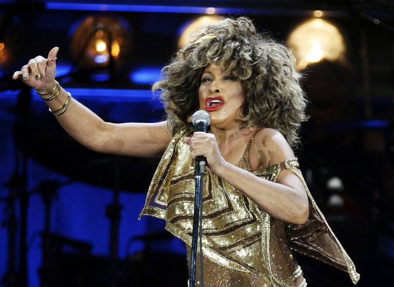 Tina Turner, shown performing in 2009 in Zurich, has lived in the town of Kuesnacht, Switzerland, since 1995.