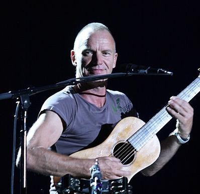 Sting performs at the Bangor Waterfront Pavilion on June 20. Tickets go on sale Friday.