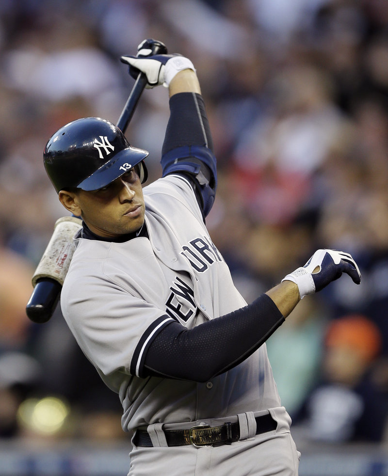 Alex Rodriguez has five years remaining on his contract with the Yankees, who may attempt to get out of the remainder of the deal.