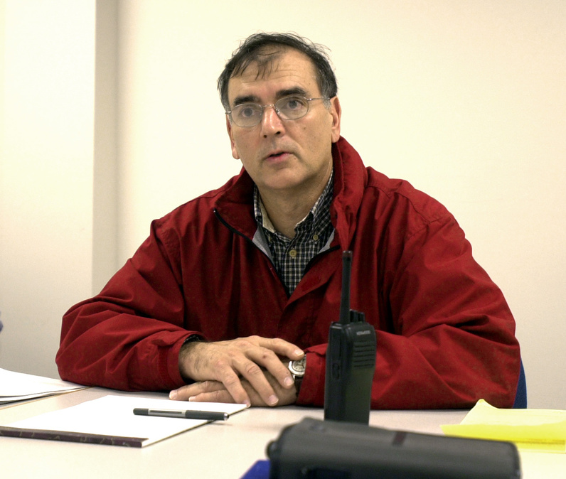 Rodney Bouffard, shown in 2003 when he managed the Long Creek Youth Development Center in South Portland, has taken on the job of warden at the Maine State Prison in Warren.