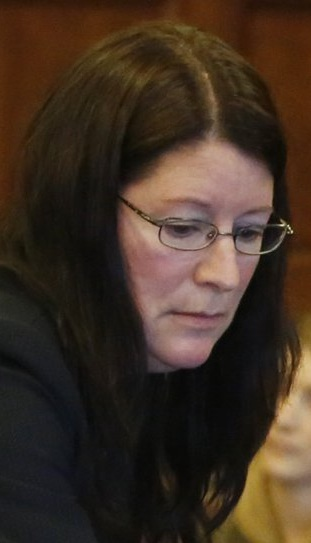 Deputy District Attorney Justina McGettigan