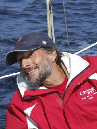 """Shipwreck survivor Steven Callahan of Lamoine served as marine consultant for director Ang Lee on """"Life of Pi."""""""
