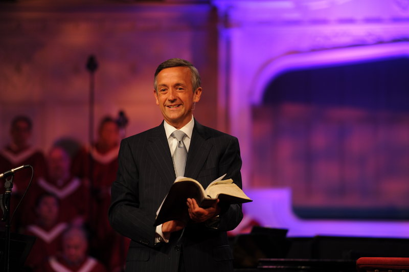 The Rev. Robert Jeffress, pastor of the 11,000-member First Baptist Church in Dallas, hasn't stopped preaching that homosexual sex is sinful, but he no longer singles it out for special condemnation.