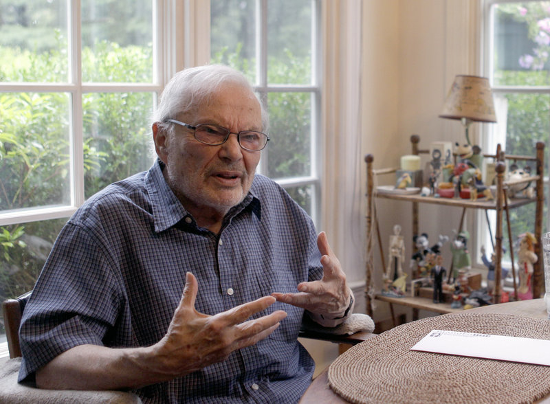 """Maurice Sendak died last May at age 83, but had managed to finish """"My Brother's Book,"""" published this week."""