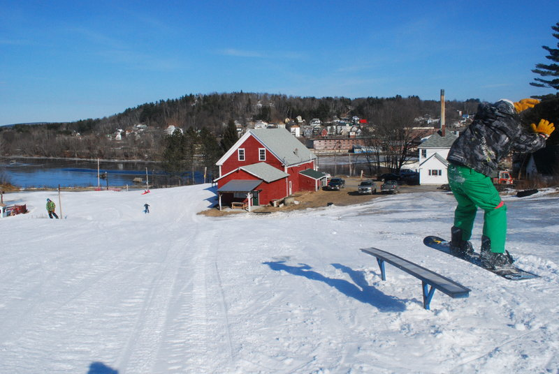 Were it not for Spruce, many kids in Franklin County might never have learned to snowboard or ski – skills they can acquire here at affordable prices, and on some challenging terrain.