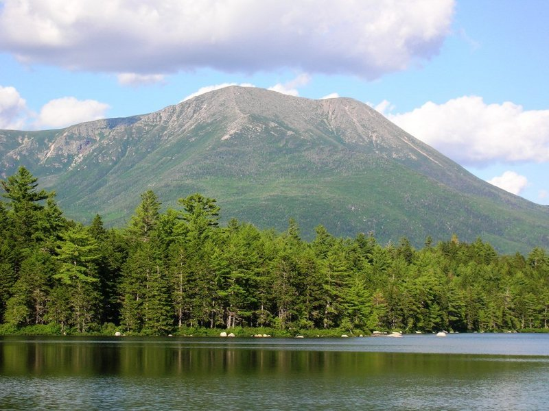Baxter Peak atop Katahdin is the northernmost point on the Appalachian Trail, which could use Friends for maintenance.