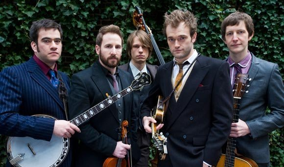 Cutting-edge bluegrass artists Punch Brothers perform at Port City Music Hall in Portland on Feb. 17.