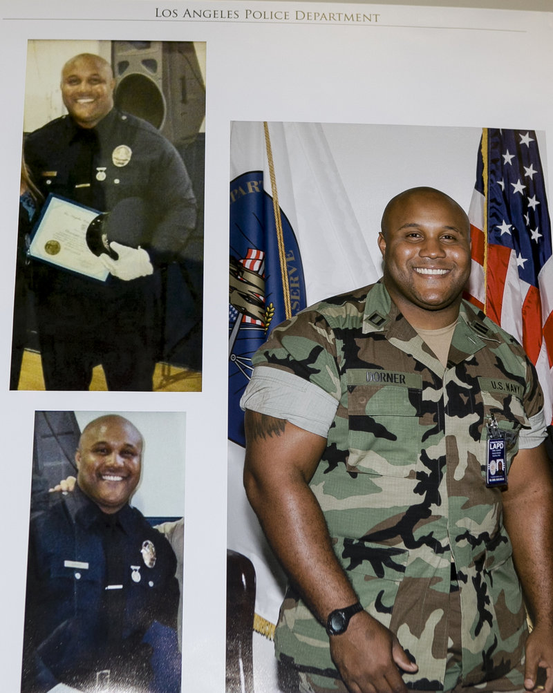 "Christopher Dorner wrote: ""Self-preservation is no longer important to me."""