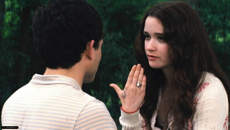 """Alden Ehrenreich and Alice Englert uncover dark secrets about their families and their small Southern town in """"Beautiful Creatures."""""""