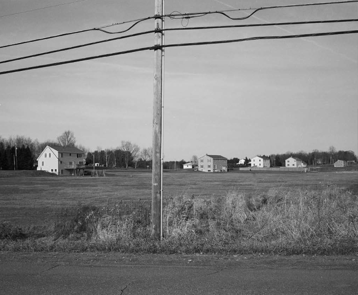 "From ""Terrain Vague,"" black-and-white photographs by Gary M. Green, continuing through May 3 at the University of Southern Maine's Glickman Library in Portland."