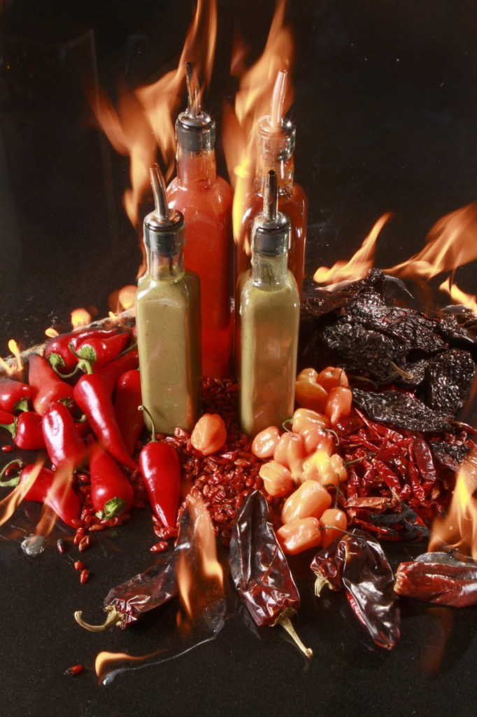 There is a world of possibilities for home cooks looking to unleash the pleasure-pain flame with their own hot sauces.