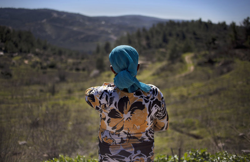 An Ethiopian Israeli, who asked not to be identified, talked about her life in Jerusalem with the Associated Press. The Ethiopian community has yet to settle fully into the Israeli mainstream, and there are many tensions.
