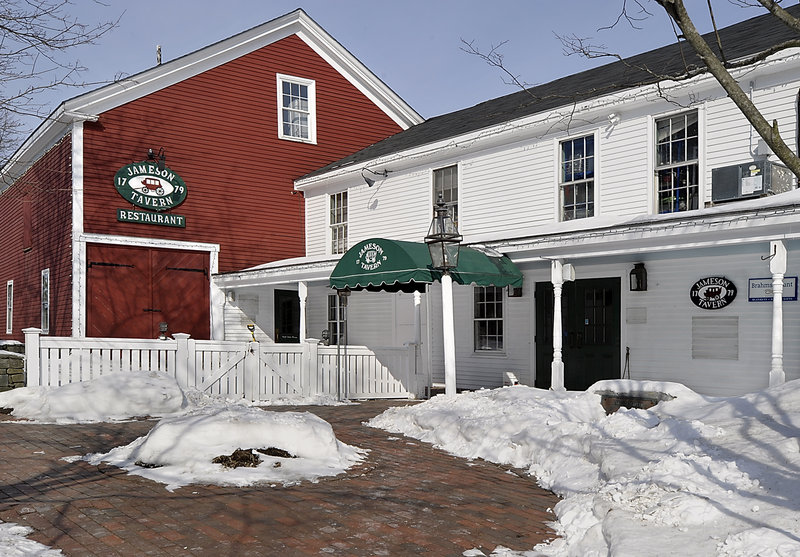 The sudden closing the Jameson Tavern, a favorite gathering spot for locals since 1801, has drawn attention to Freeport's specious claim that it was the