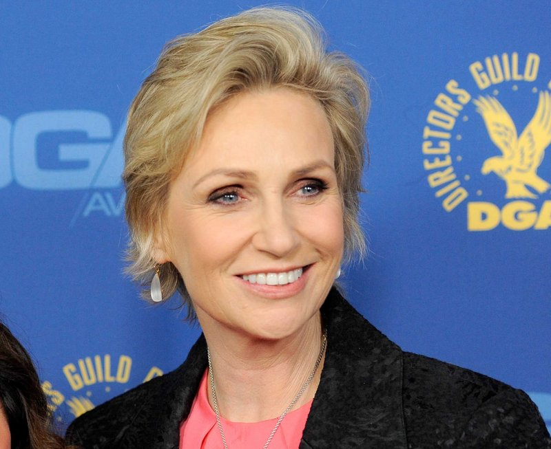 Jane Lynch, who stars in Fox's