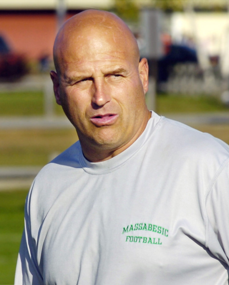 John Morin decided in January to step down after 16 years as Massabesic High School's football coach.