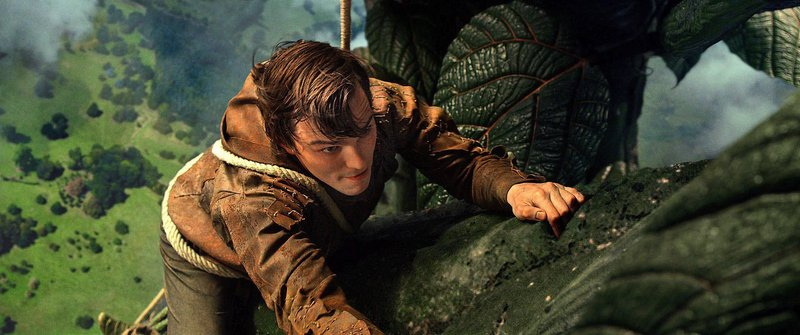 "Nicholas Hoult has the title role in ""Jack the Giant Slayer."""