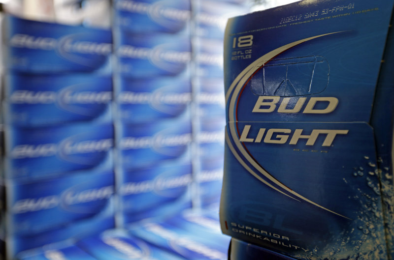 A $5 million class-action lawsuit accuses Anheuser-Busch of watering down Budweiser and other brands.