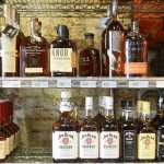 (FILE)Liquor on display at Downeast Beverage on Commercial St. in Portland Thursday, September 6, 2012.