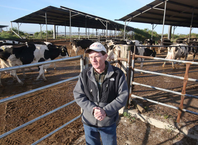 Joe Wright, an outspoken Florida dairy farmer from a city that has tried to crack down on illegal immigrants, is among the business owners – even conservative ones – who have become vocal supporters of reforms to allow immigrant workers in the U.S.""