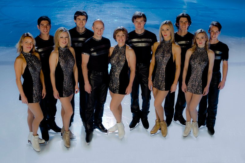 """Stars on Ice"" cast members expected to take to the ice in Portland."