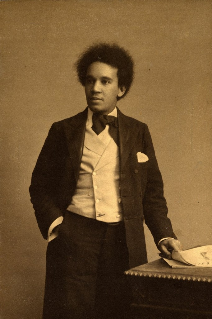 Kaufmann's film about the composer Samuel Coleridge-Taylor will be screened on Wednesday and Saturday at Nickelodeon Cinema in Portland.