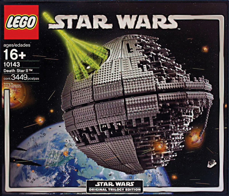 """Hard-to-find sets of """"Star Wars"""" Lego, for instance, are worth big bucks."""