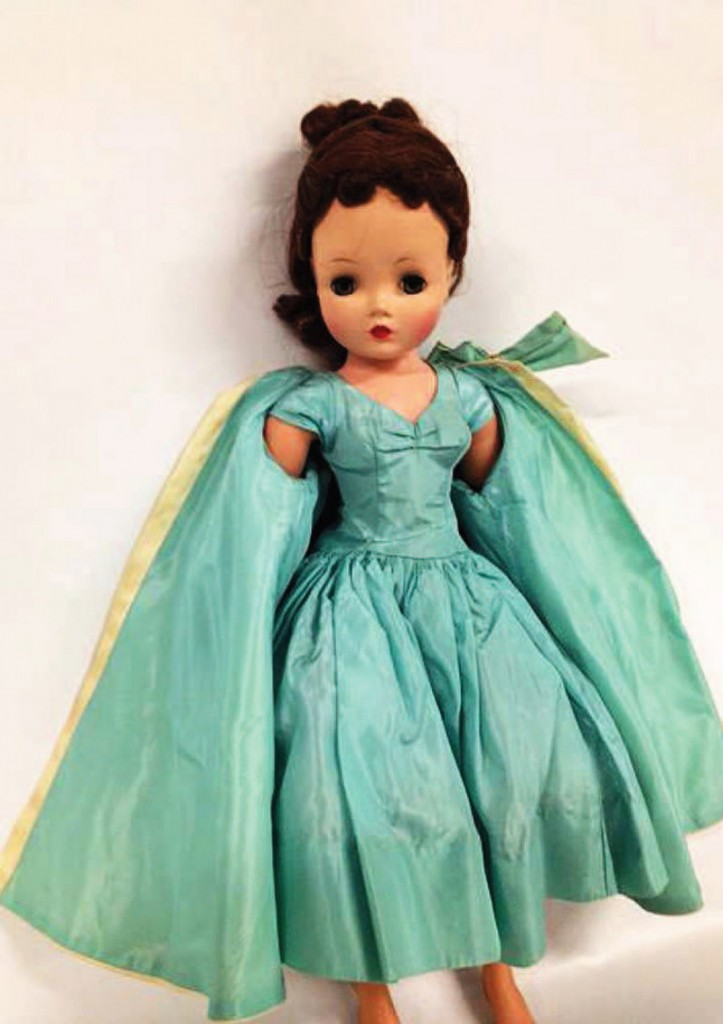 Vintage toys like Madame Alexander Cissy dolls may have sold in the $15 range originally, but now they can command between $75 and $100 depending on their condition.