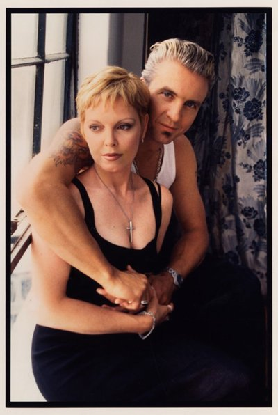 Pat Benatar and Neil Giraldo play the Casino Ballroom in Hampton Beach, N.H., on April 25.