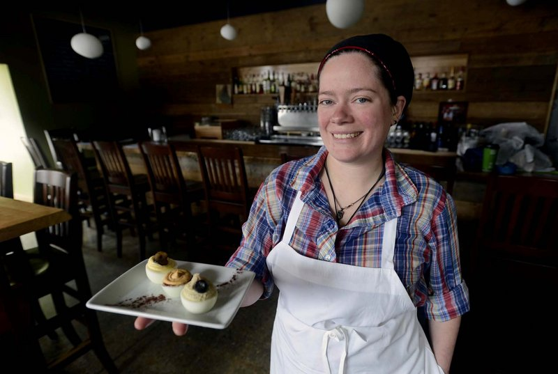 Skye Bonney of The Black Birch in Kittery