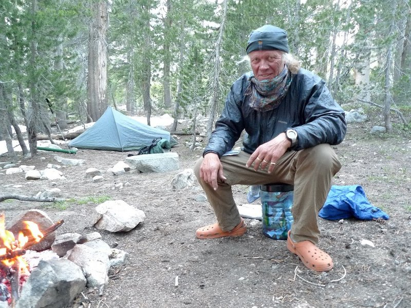 Not even a recent hernia operation will prevent Tom Jamrog from attempting the 2,750-mile Continental Divide Trail, which could take five months to cover.