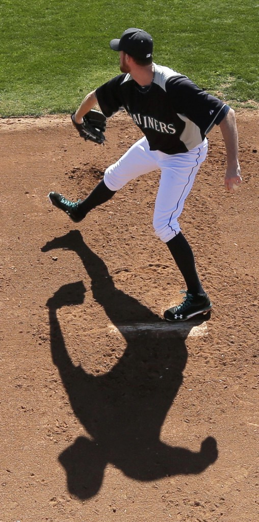 Charlie Furbush had a strong season in the bullpen for Seattle, including being part of a no-hitter.