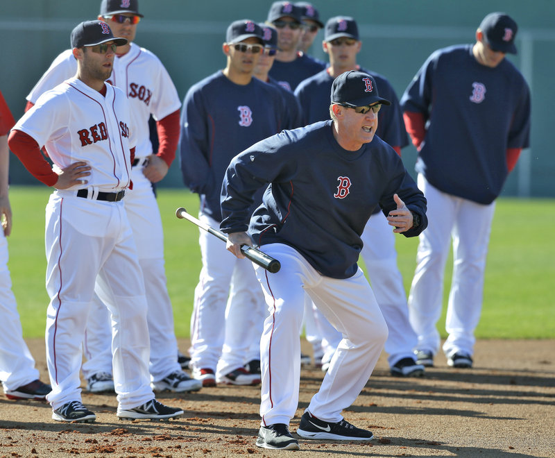 Brian Butterfield, a Maine native who lives in Standish in the offseason, has gained a reputation as a top infield instructor during a long coaching career that has included stops with the Yankees, Diamondbacks, Blue Jays, and now the Red Sox.