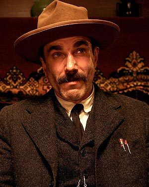 "Daniel Day Lewis in ""There Will Be Blood"""