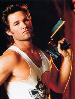 "Kurt Russell in ""Big Trouble in Little China"""