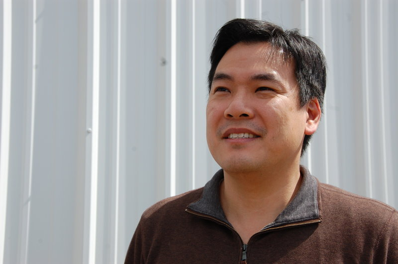 Ray Chung, at his American Vegetable Soybean & Edamame Inc. plant in Mulberry, Ark., estimates there is a $175 million to $200 million market for edamame in the U.S.