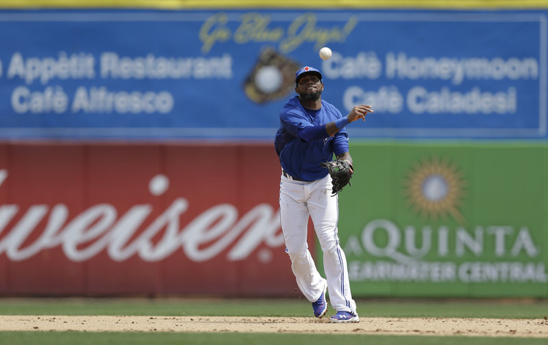 Jose Reyes was one of many off-season additions for the Blue Jays, who many regard as the AL East's top team.