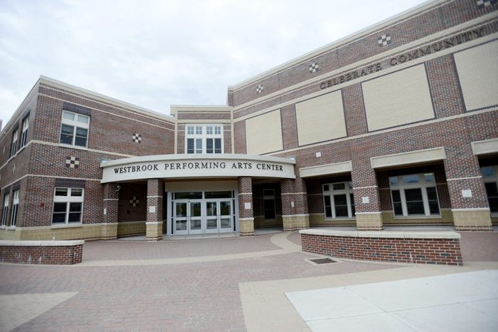 The Westbrook Performing Arts Center was approved by voters in 2008 as a taxpayer-funded add-on to the state-funded middle school project. Although it has been lauded as a first-rate facility, it hasn't generated nearly as much revenue as initially projected.