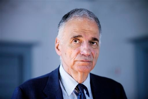 Maine's highest court is hearing oral arguments Wednesday in an ongoing lawsuit pitting former independent presidential candidate Ralph Nader against the Maine Democratic Party and allied organizations.