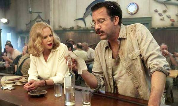 "Nicole Kidman and Clive Owen in ""Hemingway & Gellhorn."""