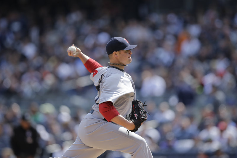 Red Sox starter Jon Lester had a solid day, going five innings and allowing five hits and two earned runs while striking out seven in his 96-pitch outing.