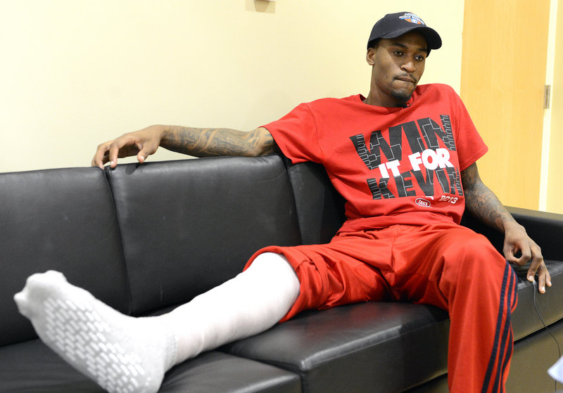 Kevin Ware wasn't a top scorer, but his contributions as a backup guard and defensive specialist will be hard for Louisville to replace as the Cardinals prep for the Final Four in Atlanta.