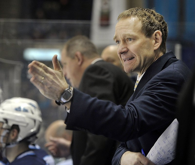 Tim Whitehead had plenty of success after replacing the late Shawn Walsh as the University of Maine hockey coach. But once the wins and NCAA appearances dried up, a man of character found his grip on the job becoming more and more tenuous.