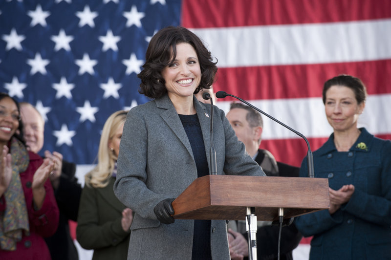 "Julia Louis-Dreyfus won an Emmy in 2012 for her performance in HBO's ""Veep."""